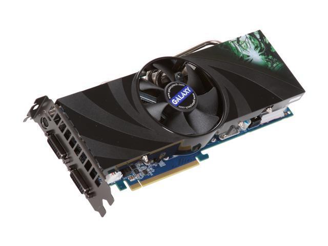 Galaxy GeForce GTX 275 DirectX 10 27XIF9HU1QUX Video Card