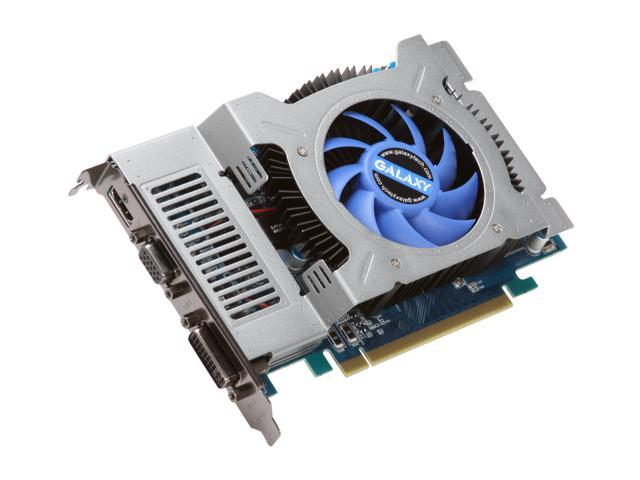 Galaxy GeForce GT 240 DirectX 10.1 24GFH8HX2PUG Video Card