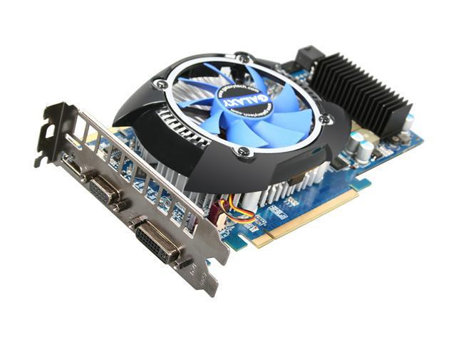 Galaxy GeForce GTS 250 DirectX 10 25SGF6HX1RUV Video Card