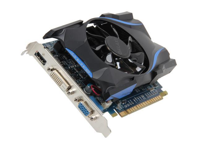 Galaxy 64TPF8HX6FTZ GeForce GT 640 GC 2GB 128-bit DDR3 PCI Express 3.0 x16 HDCP Ready  Video Card