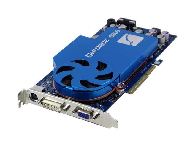 Albatron GeForce 6800 DirectX 9 6800 Video Card