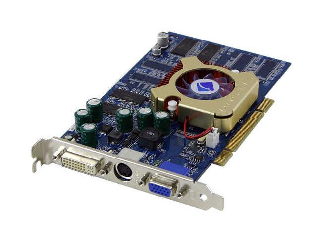 Albatron GeForce FX 5700LE DirectX 9 5700LEIP 128MB 64-Bit DDR PCI Video Card