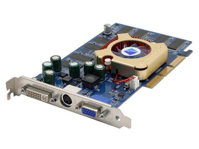 Albatron GeForce FX 5700LE DirectX 9 FX5700LEU Video Card
