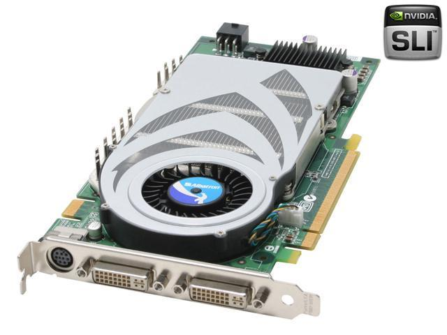 Albatron GeForce 7800GTX DirectX 9 7800GTX 256MB 256-Bit GDDR3 PCI Express x16 SLI Support Video Card