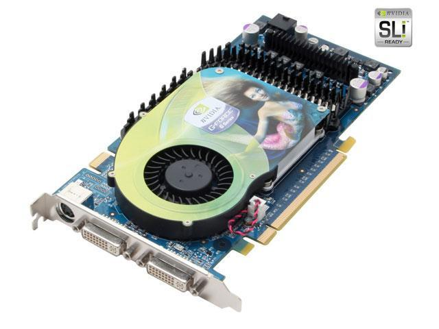 Albatron GeForce 6800GT DirectX 9 PC6800GT Video Card