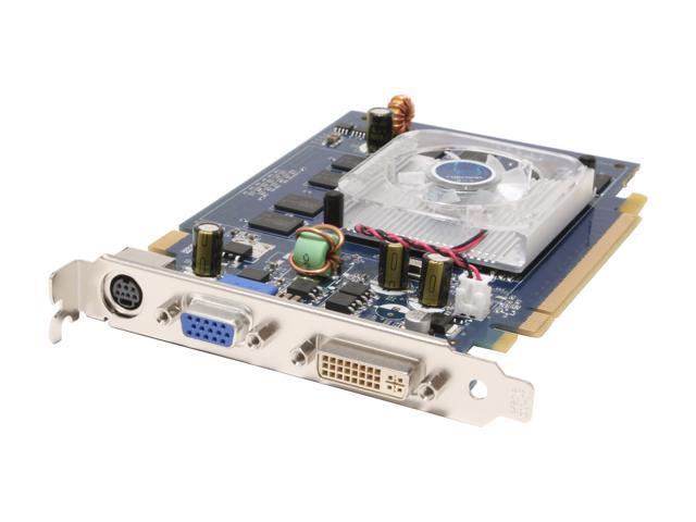 Foxconn GeForce 7300GT DirectX 9 FV-N73TM3DT 512MB 128-Bit GDDR2 PCI Express x16 SLI Support Video Card