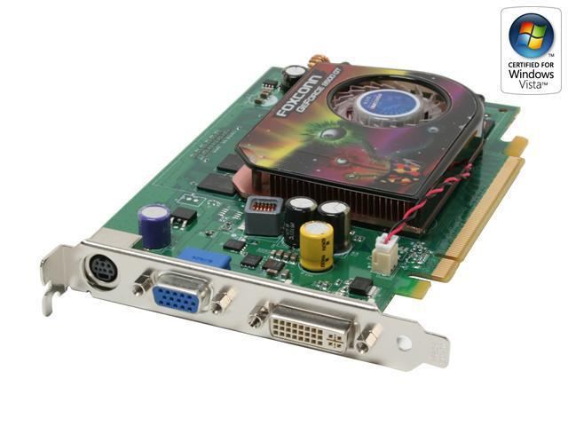 Foxconn GeForce 8500 GT DirectX 10 8500GT-512 Video Card