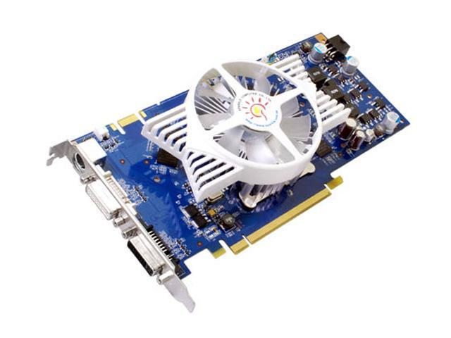 SPARKLE GeForce 9800 GT DirectX 10 SFPX98GT1024D3H Video Card