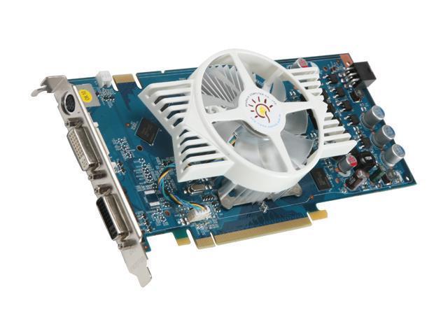 SPARKLE GeForce 9800 GT DirectX 10 SFPX98GT512D3 Video Card