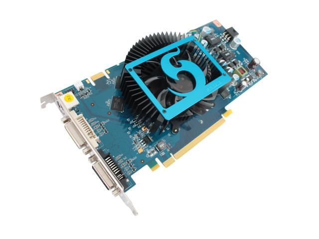 SPARKLE GeForce 9600 GT DirectX 10 SFPX96GT512D3 512MB 256-Bit GDDR3 PCI Express 2.0 x16 HDCP Ready SLI Support Video Card