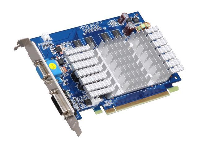 SPARKLE GeForce 9400 GT DirectX 10 SFPX94GT1024U2 Video Card