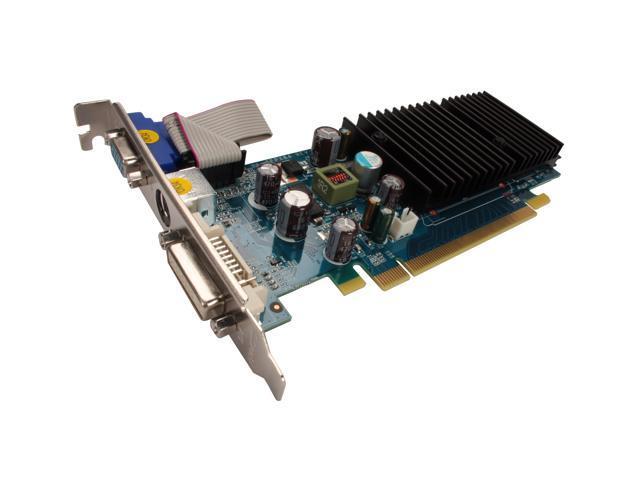 SPARKLE GeForce 7300GS DirectX 9 SFPX73SDHU2256M 256MB 64-Bit GDDR2 PCI Express x16 HDCP Ready Video Card