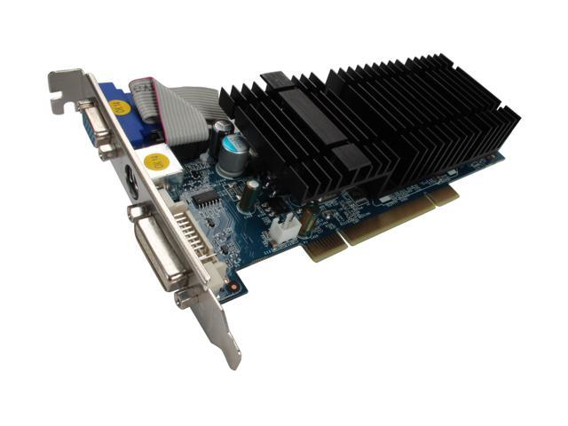 SPARKLE GeForce 8400 GS DirectX 10 SFPC84GS512U2LP 512MB 64-Bit DDR3 PCI Low Profile Video Card