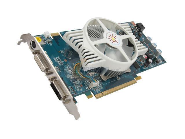 SPARKLE GeForce 9600 GSO DirectX 10 SX96SO512D3-HM 512MB 128-Bit GDDR3 PCI Express 2.0 x16 HDCP Ready SLI Support Video Card