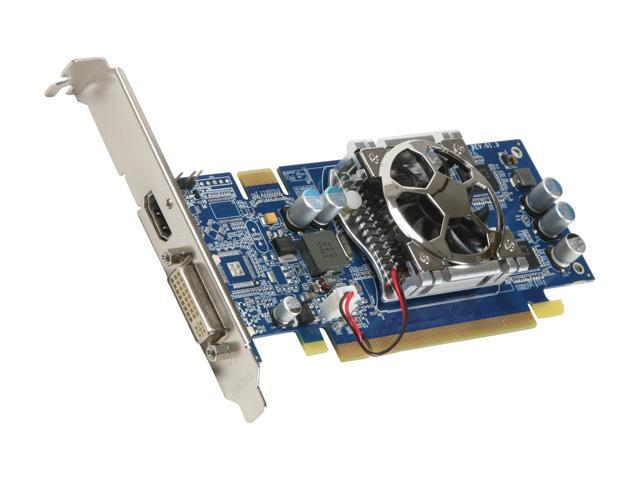 SPARKLE GeForce 7300GT DirectX 9 SX73GT256D3-NM 256MB 128-Bit GDDR3 PCI Express 2.0 x16 SLI Support Video Card