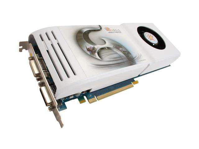 SPARKLE GeForce GTX 260 DirectX 10 SXX260896D3S-VP 896MB 448-Bit GDDR3 PCI Express 2.0 x16 HDCP Ready SLI Support Video Card