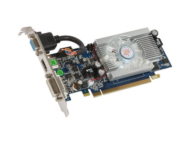 SPARKLE GeForce 9400 GT DirectX 10 SX94GT512D2L-NM 512MB 128-Bit DDR2 PCI Express 2.0 x16 HDCP Ready Low Profile Video Card