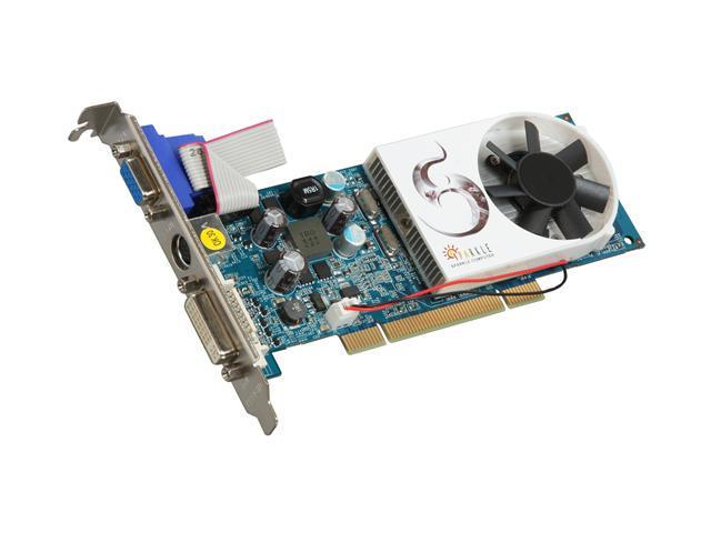 SPARKLE GeForce 9500 GT DirectX 10 SP95GT512D2L-HP 512MB 128-Bit DDR2 PCI HDCP Ready Low Profile Ready Video Card