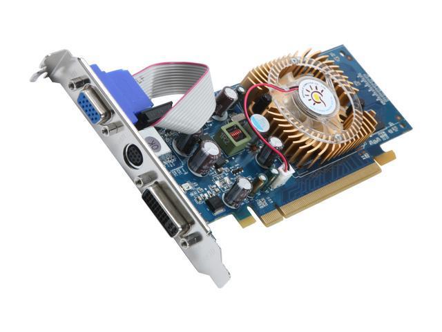 SPARKLE GeForce 8400 GS DirectX 10 SFPX84GS256U2LF 256MB 64-Bit DDR2 PCI Express x16 HDCP Ready Low Profile Ready Video Card