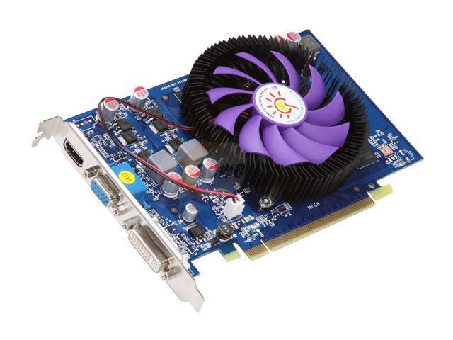 SPARKLE GeForce GT 240 DirectX 10.1 SXT240512D5-NM Video Card