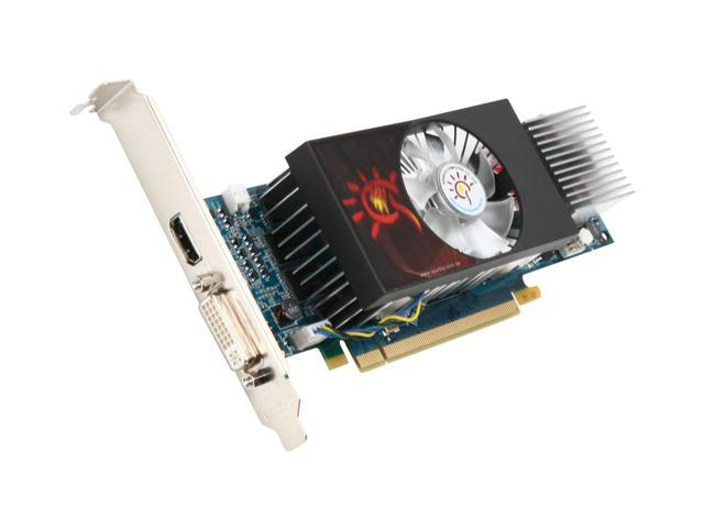 SPARKLE GeForce GTS 250 DirectX 10 SXS2501024D3L-NM 1GB 256-Bit GDDR3 PCI Express 2.0 x16 HDCP Ready Low Profile Video Card