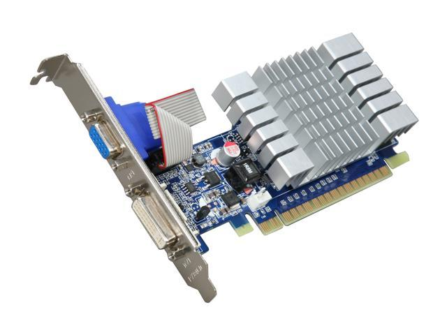 SPARKLE GeForce 8400 GS DirectX 10 SX84GS256D2LDPP 256MB 64-Bit DDR2 PCI Express 2.0 x16 HDCP Ready Low Profile Ready Video Card