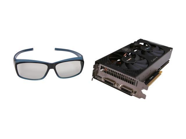 SPARKLE Calibre Series GeForce GTX 560 Ti (Fermi) DirectX 11 X560 Ti DF 3DG Video Card