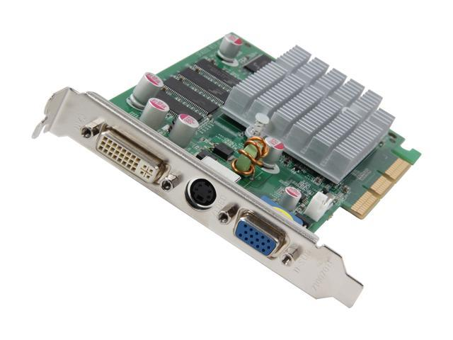 SPARKLE GeForce FX 5200 DirectX 9 700018 256MB 128-Bit DDR AGP 8X Video Card