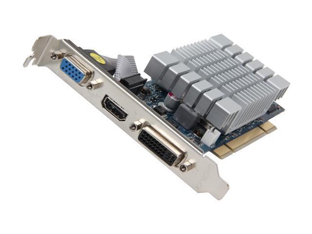 SPARKLE GeForce 8400 GS DirectX 10 700014 Video Card