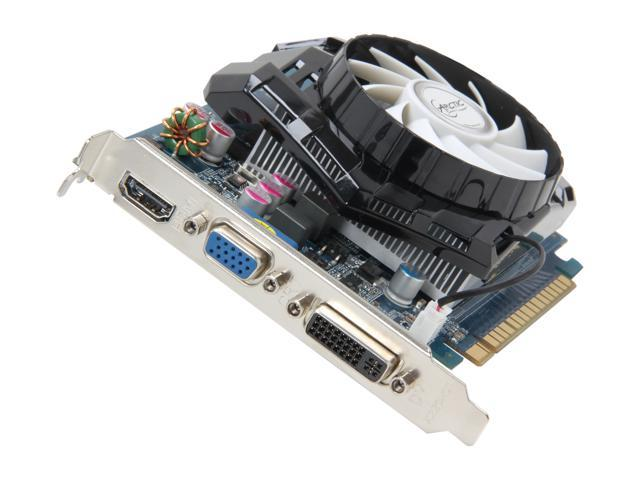 SPARKLE GeForce GT 630 DirectX 11 700005 4GB 128-Bit DDR3 PCI Express 2.0 x16 HDCP Ready Video Card