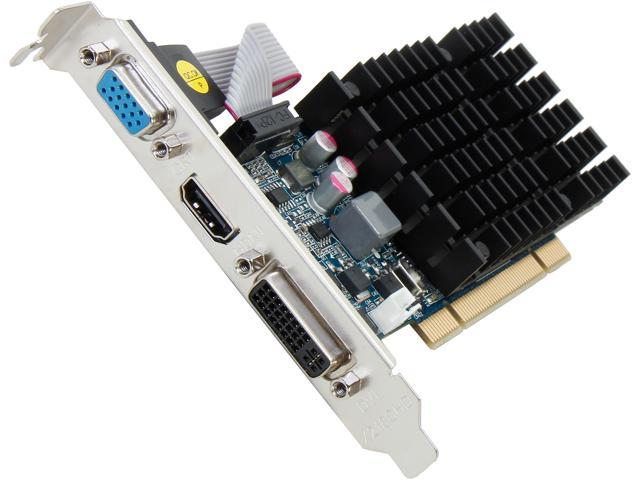 SPARKLE PCI Series GeForce 210 700040 Video Card