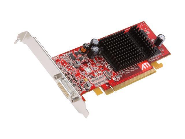 AMD FireMV 2200 100-505141 128MB DDR PCI Express x16 Workstation Video Card