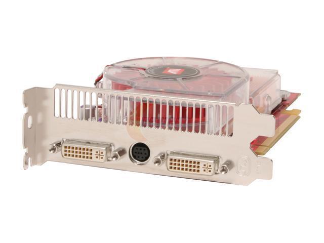 ATI Radeon X850XT DirectX 9 100-435427 256MB 256-Bit GDDR3 PCI Express x16 VIVO Video Card