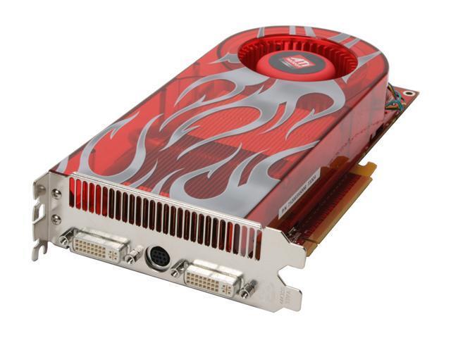 ATI Radeon HD 2900XT DirectX 10 100-435906 512MB 512-Bit GDDR3 PCI Express x16 HDCP Ready CrossFireX Support Video Card