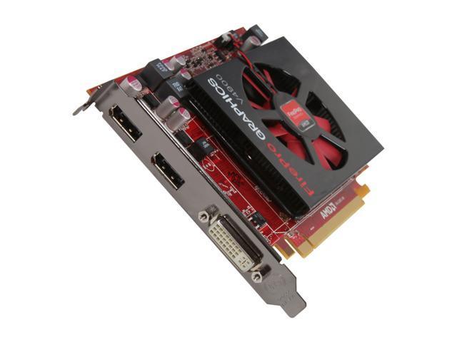 amd firepro v4900 100 505844 1gb 128 bit gddr5 pci express