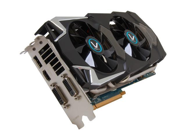 SAPPHIRE Vapor-X Radeon HD 7970 GHz Edition DirectX 11 100351VXSR 3GB 384-Bit GDDR5 PCI Express 3.0 x16 HDCP Ready CrossFireX Support Video Card
