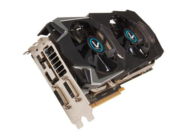 SAPPHIRE Vapor-X Radeon HD 7970 GHz Edition DirectX 11 100351-6GVXSR 6GB 384-Bit GDDR5 PCI Express 3.0 x16 HDCP Ready CrossFireX Support Video Card