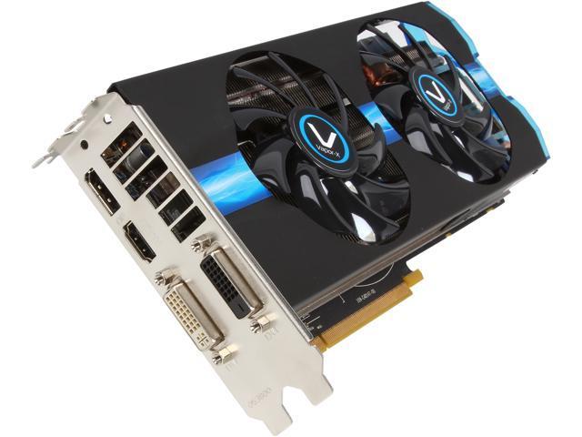 SAPPHIRE Vapor-X Radeon R9 270X DirectX 11.2 100364VXBF4L OC BOOST Video Card w/BF4 Coupon