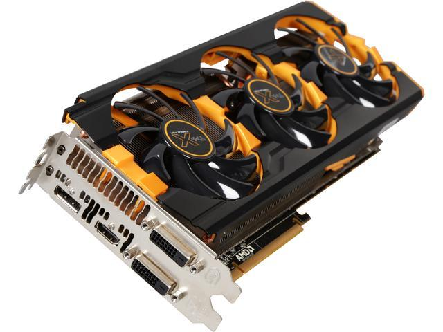SAPPHIRE TRI-X OC Radeon R9 290X DirectX 11.2 11226-00-CPO 4GB 512-Bit GDDR5 PCI Express 3.0 CrossFireX Support Video Card