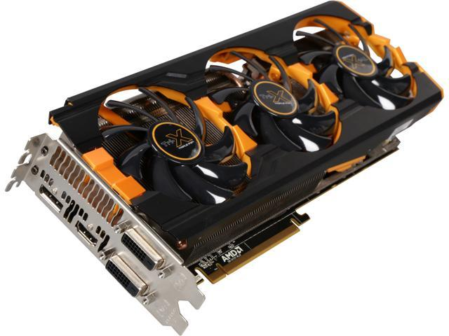 SAPPHIRE TRI-X Radeon R9 290X DirectX 11.2 11226-03-CPO 4GB 512-Bit GDDR5 PCI Express 3.0 CrossFireX Support Video Card