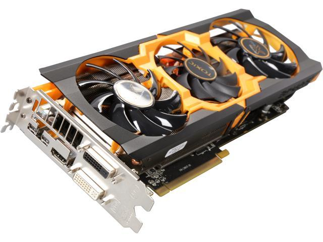 SAPPHIRE TRI-X Radeon R9 280X DirectX 11.2 11221-08-CPO 3GB 384-Bit GDDR5 PCI Express 3.0 CrossFireX Support Video Card OC (UEFI)