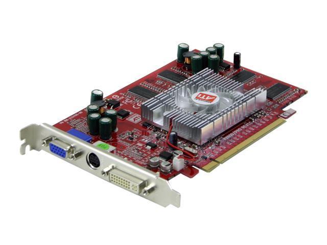 GECUBE Radeon X600PRO DirectX 9 RX600Pro-C3 Video Card
