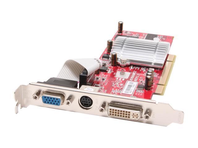 GECUBE Radeon 7000 DirectX 8 RX7000-64M PCI Video Card