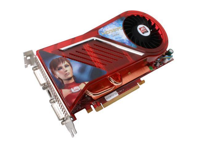GECUBE Radeon HD 3870 DirectX 10.1 GC-XHD3870XTG3-E3 Video Card