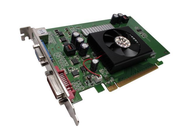 Palit GeForce 7300GT DirectX 9 NE/730TSXTD21 128-Bit GDDR3 PCI Express x16 SLI Support Video Card