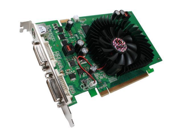 Palit GeForce 8600 GT DirectX 10 NE/8600T+T321 256MB 128-Bit GDDR3 PCI Express x16 HDCP Ready SLI Support Video Card