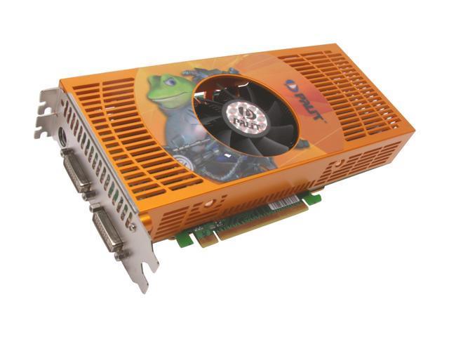 Palit GeForce 9800 GT DirectX 10 NE/9800TXT302 Video Card