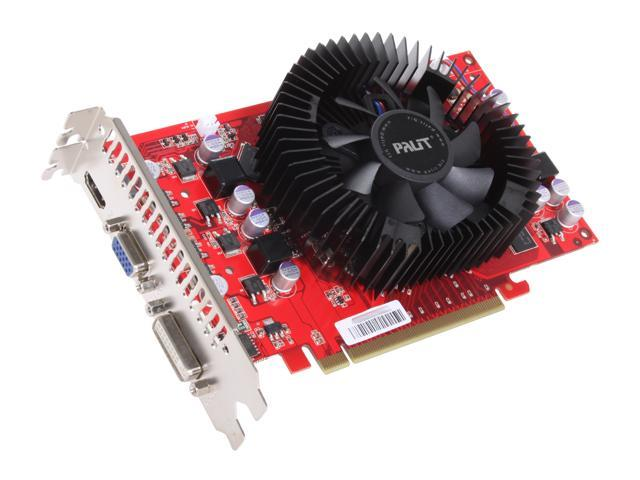 Palit GeForce 9800 GT DirectX 10 NE39800TFHD02 1GB 256-Bit GDDR3 PCI Express 2.0 x16 HDCP Ready Video Card