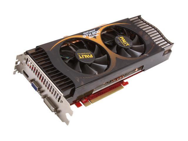 Palit GeForce GTX 285 DirectX 10 NE3TX285FHD45 Video Card