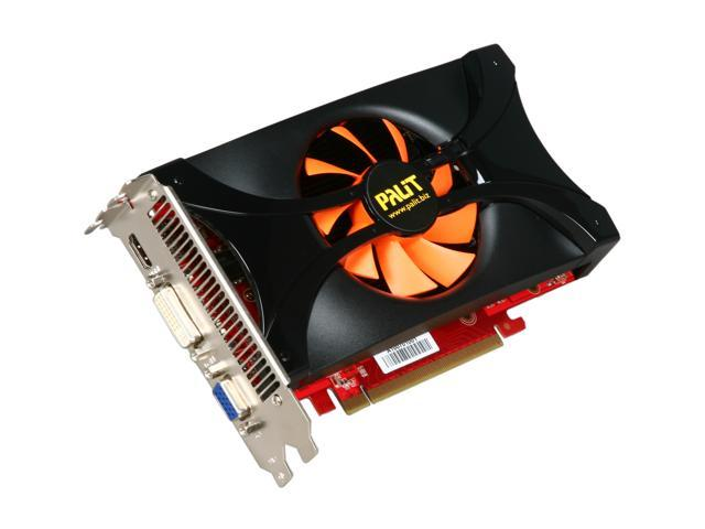 Palit GTX GeForce GTX 460 (Fermi) DirectX 11 NE5TX460FHD79 768MB 192-Bit GDDR5 PCI Express 2.0 x16 HDCP Ready SLI Support Video Card
